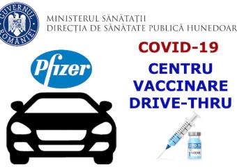 DSP Hunedoara - DRIVE-THRU