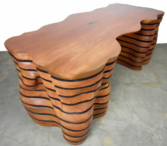 wooden office furniture design and