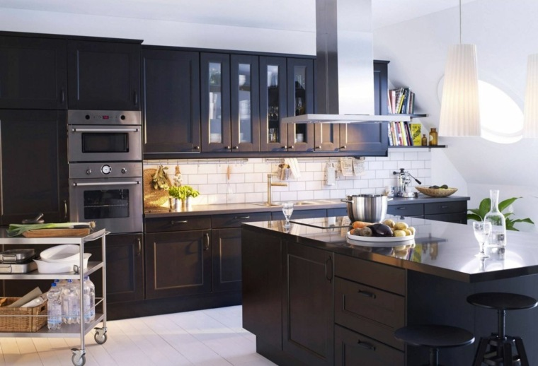 Central Island Ikea Kitchen In 54 Different And Original Ideas A Spicy Boy