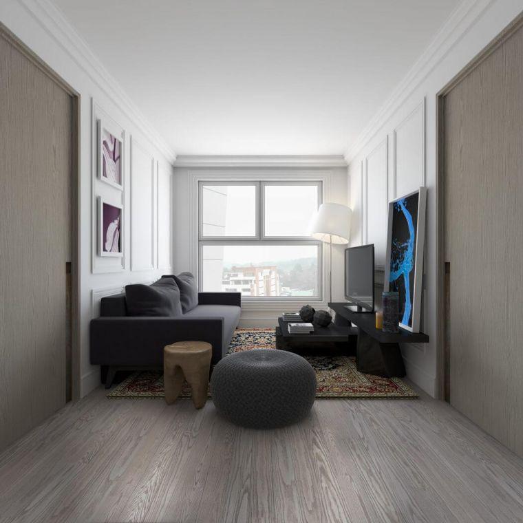 modern living room decoration in 35