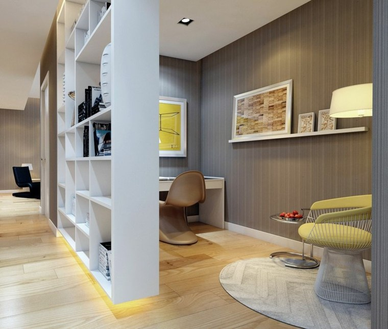 Room Separation 25 Ideas For Organizing The Interior Space A Spicy Boy