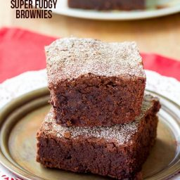 Spiced Mexican Brownies Recipe | ASpicyPerspective.com