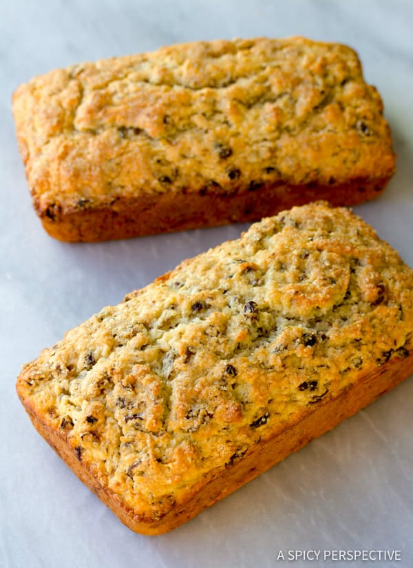Best Sweet Irish Soda Bread | ASpicyPerspective.com