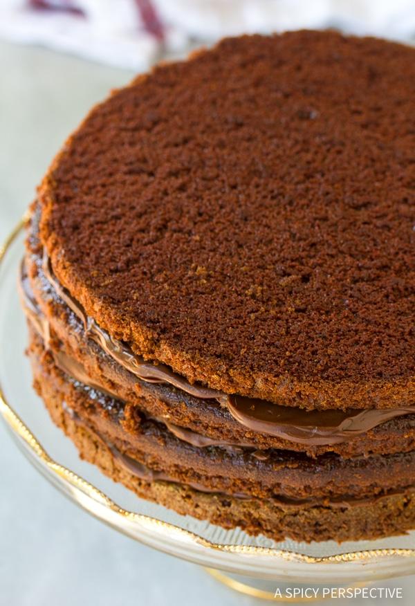 How To: The Quintessential Chocolate Cake Recipe