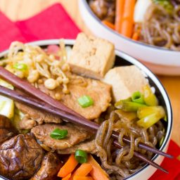 Pork Sukiyaki Recipe #healthy