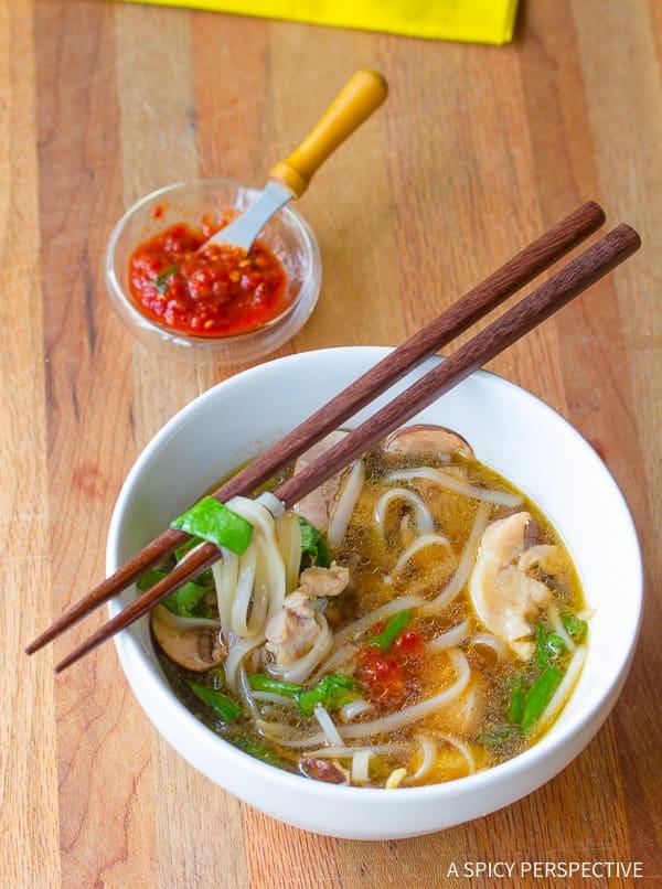 The Best Chinese Hot Pot Recipe (Gluten Free) | ASpicyPerspective.com