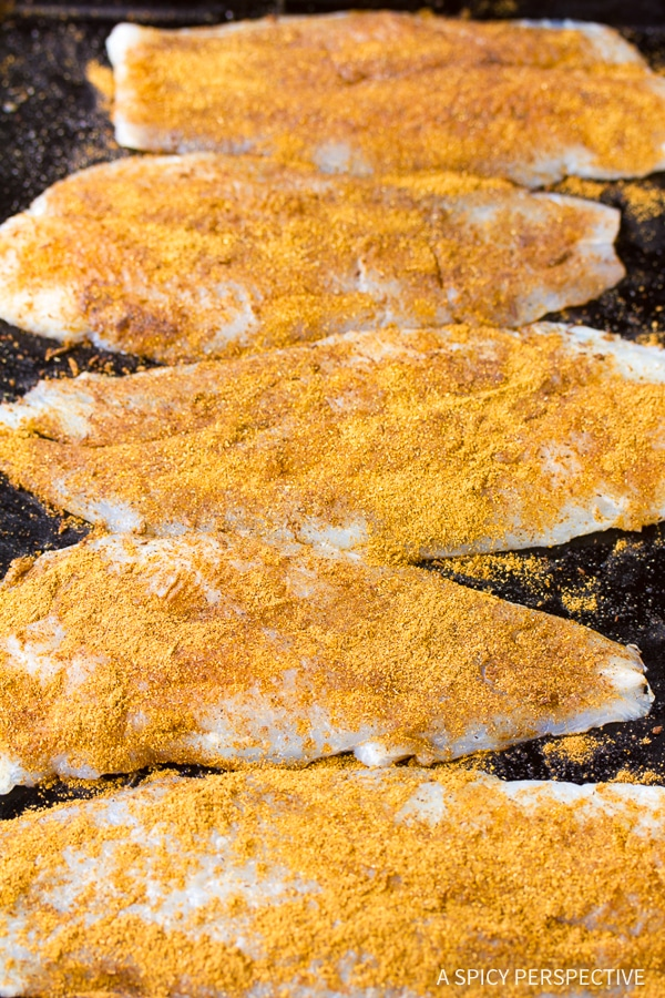 How to Make Roasted Indian Fish and Creamy Curried Cauliflower Recipe