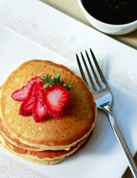 Perfect Diner Pancakes