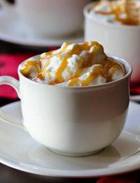 Toffee Caramel Latte