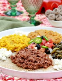 Ethiopian Recipes: Doro Wat and Injera Recipe