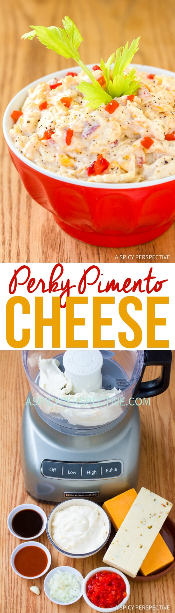 Perky Southern Pimento Cheese Recipe