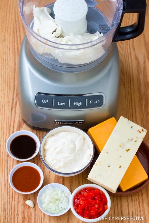 Making Perfect Perky Pimento Cheese Recipe