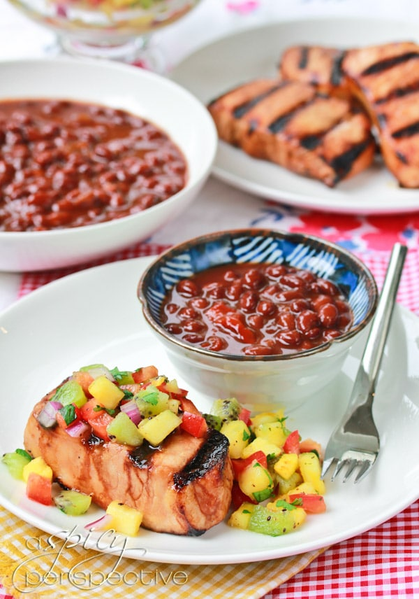 Grilled Pork Chop Recipe