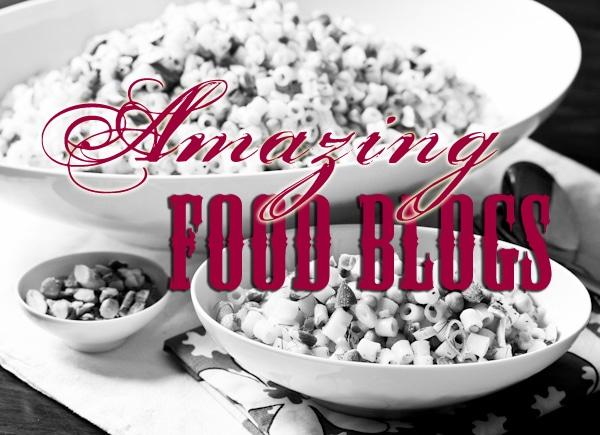 Amazing Food Blogs
