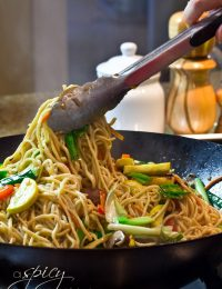 Chinese Lo Mein | ASpicyPerspective.com
