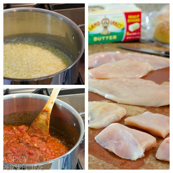 How to make Butter Chicken #LandOLakes