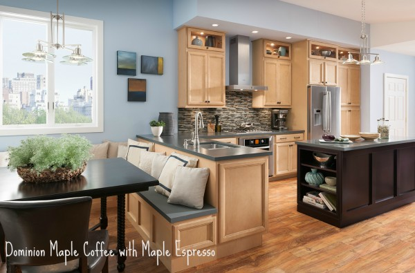 Shenandoah Cabinetry - Dominion Maple Coffee with Maple Espresso K_LW_Y3DDL_A_12