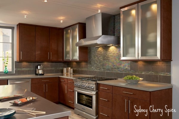 Shenandoah Cabinetry - Sydney Cherry Spice K_LW_39CSS_RANGEWALLCB_10_GEN
