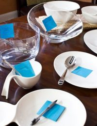 Easy Dinner Party Ideas and Tips #howto #partyplanning #party