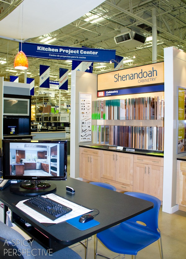 Shenandoah Cabinetry - at Lowe's