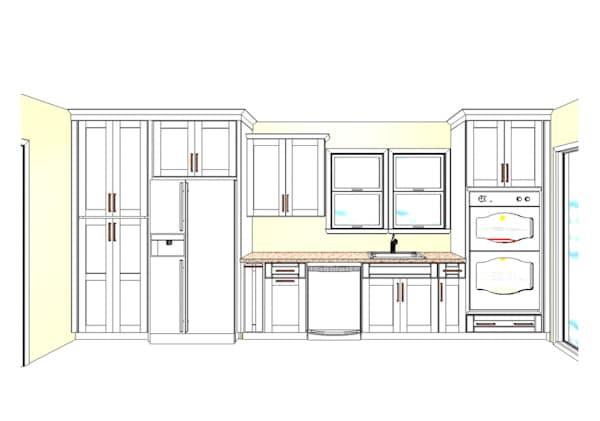 Shenandoah Cabinetry Kitchen Design 1