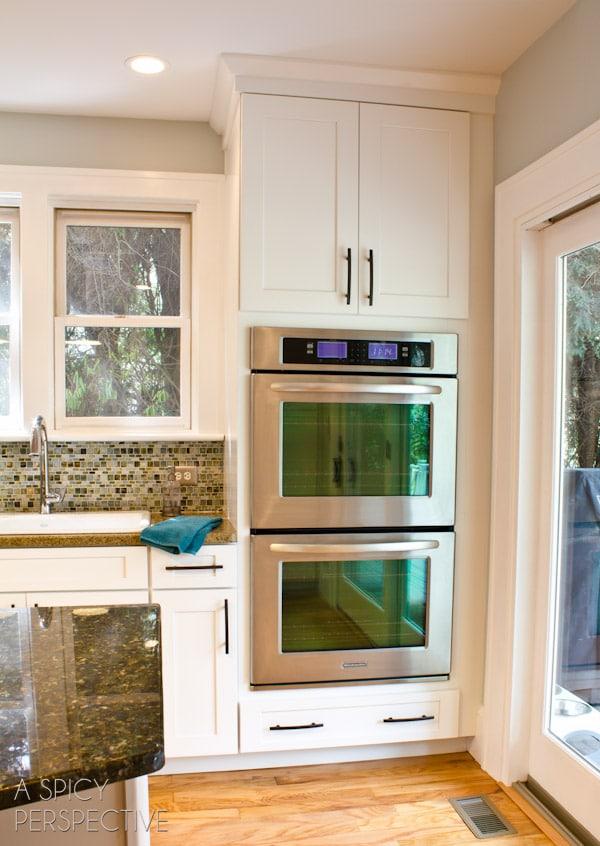 KitchenAid Appliances on ASpicyPerspective.com #remodel #kitchen #appliances