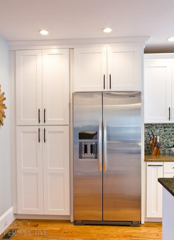 KitchenAid on ASpicyPerspective.com #diy #remodel #kitchen