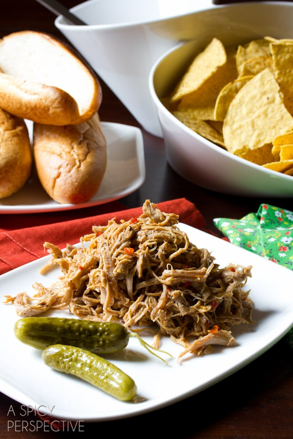 """Sweet Chili Pulled Pork from """"The Recipe Girl Cookbook"""" #bbq #pork #giveaway"""