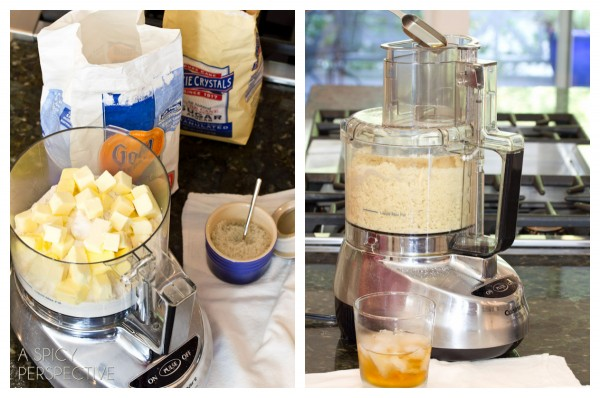 Making Dutch Apple Pie | ASpicyPerspective.com #apple #applepie #fall #recipe
