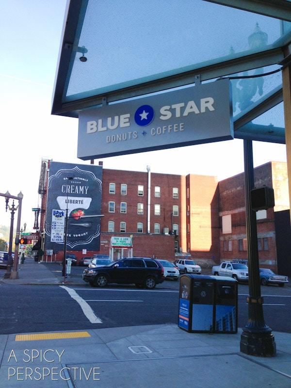 Portland : Blue Star Donuts