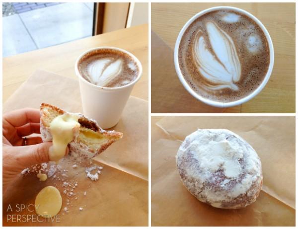 Portland: Blue Star Donuts