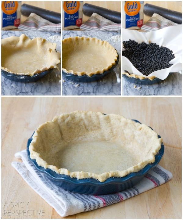 How To - Pumpkin Cream Pie with Candied Walnuts #pumpkinpie #thanksgiving #pumpkin #fall