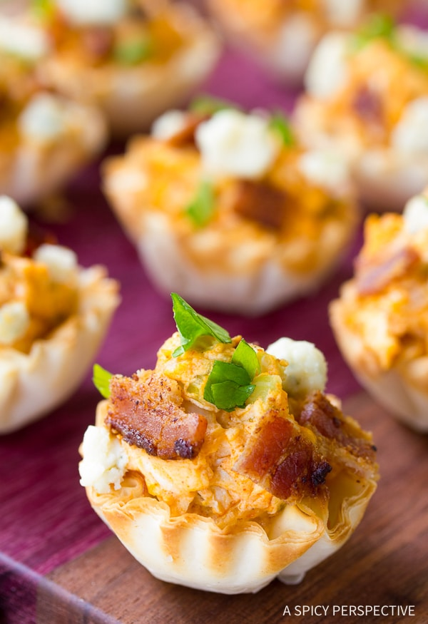 Best Buffalo Chicken Bites Recipe for Game Day!