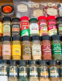 Stocking up on Spices