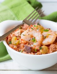 Slow Cooker Jambalaya
