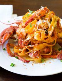 Lobster Recipes - Lobster Fra Diavolo