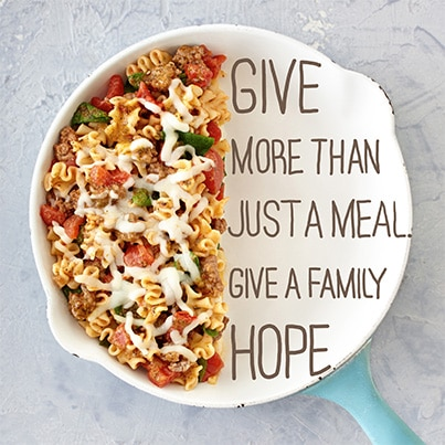 Pin a Meal, Give a Meal! #giveameal #kitchenconvo