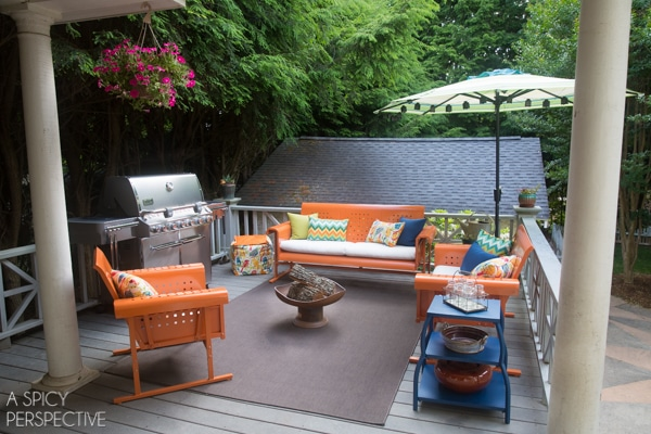 #HOWTO Remodeling Your Outdoor Living Space #giveaway #diy #home