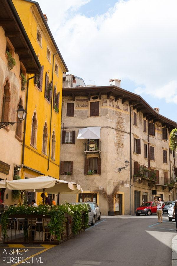 Discovering Verona Italy #travel #italy #traveltuesday