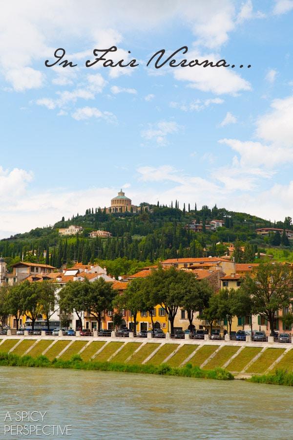 Verona Italy #travel #italy #traveltuesday