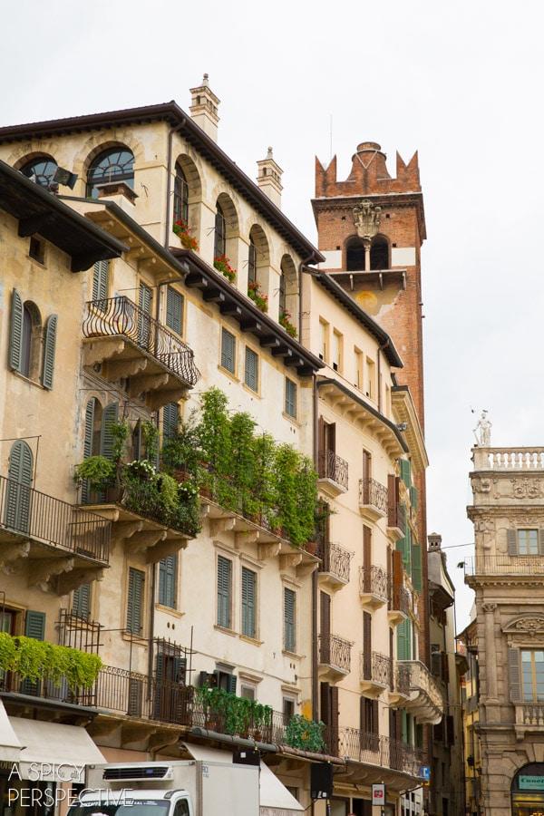 Travel: Verona Italy #travel #italy #traveltuesday
