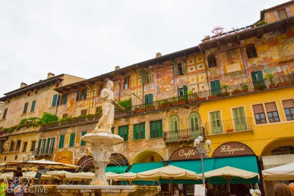 Fair Verona Italy #travel #italy #traveltuesday