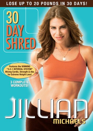 Favorite Workout DVD - 30 Day Shred
