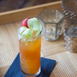 Pimm's Cup Variation - The Salty Miami! #cocktail