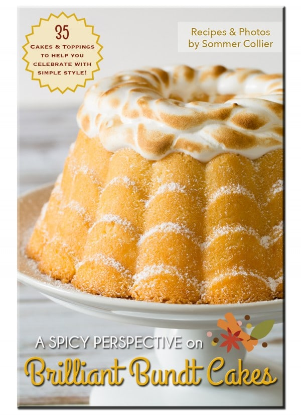 Brilliant Bundt Cakes Ebook Release Party! #bundtcake #ebook