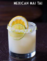 Mexican Mai Tai #cocktails