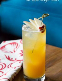 """The """"Apple Ginger Buck"""" #Cocktail #fall"""