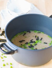 5 Ingredient Miso Soup Recipe in 5 Minutes! #healthy #vegan