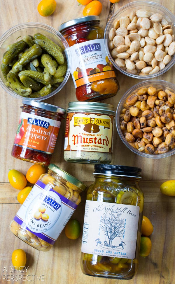 How To - Building a Better Antipasto Platter #holidays #party