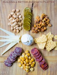 Building a Better Antipasto Platter